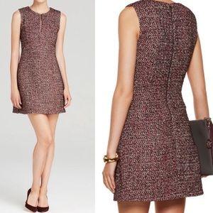 Diane von Furstenberg // Yvette Tweed Dress